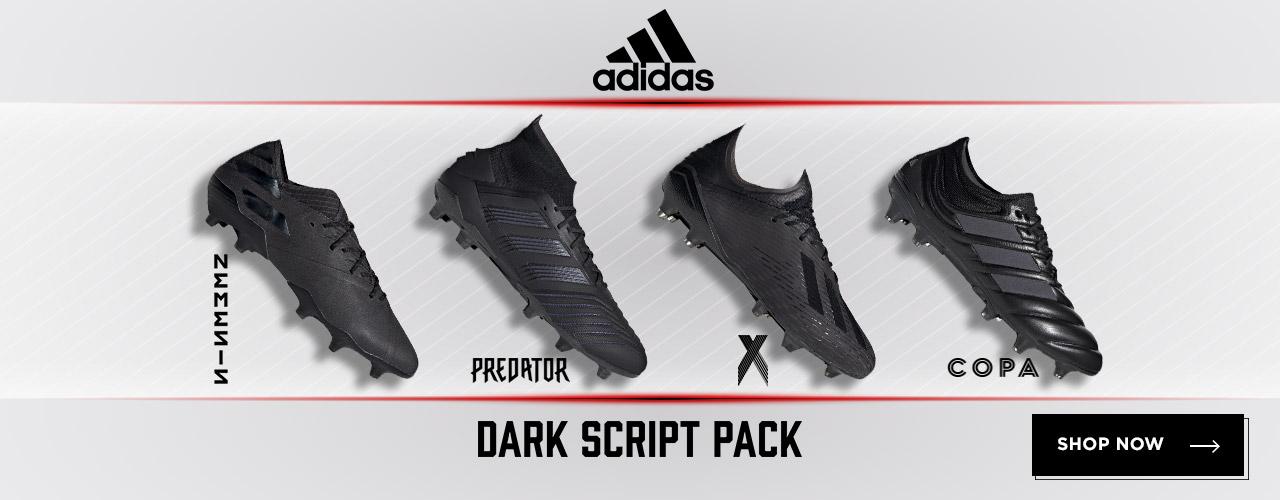 Dark Script Pack