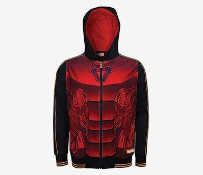 Iron Man เสื้อแจ็คเก็ตผู้ชาย