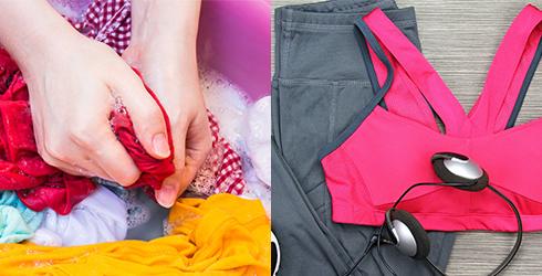 exercise garments