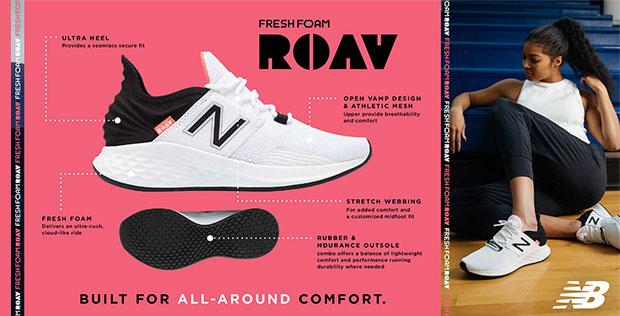 Fresh Foam Roav
