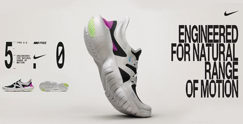 นวัตกรรมสุดล้ำ Nike Free