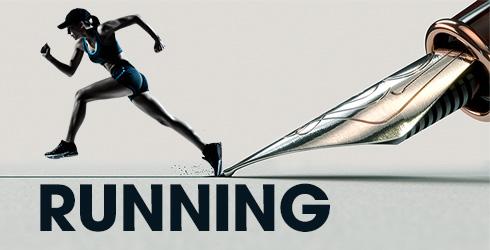 ทำไมการวิ่งจึงทำให้เขียนหนังสือได้ดีขึ้น?