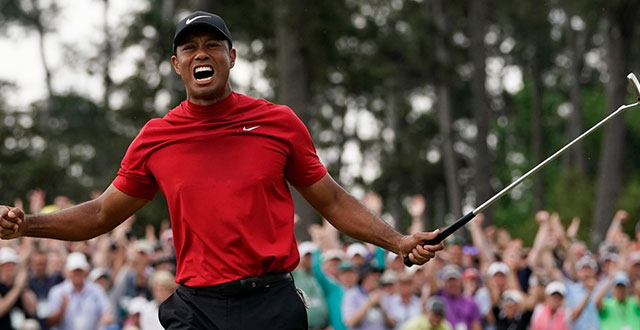 Tiger Woods(ไทเกอร์ วู้ดส์)