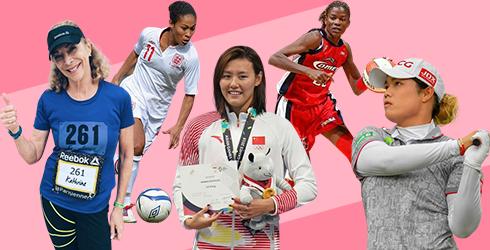 5 นักกีฬาหญิงที่พลิกประวัติศาสตร์วงการกีฬา