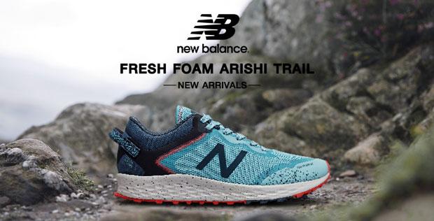 New Balance Arishi Trail