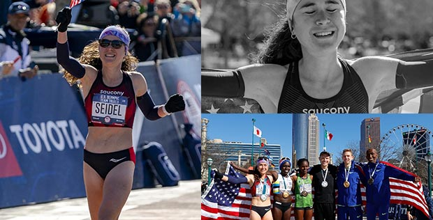Molly Seidel Olympics Marathon